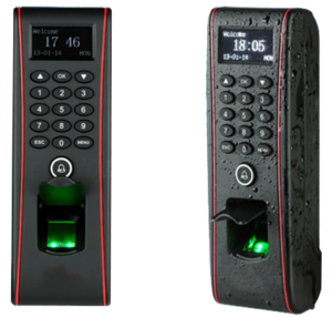 Fingerprint Access Control (Waterproof) - TF1700