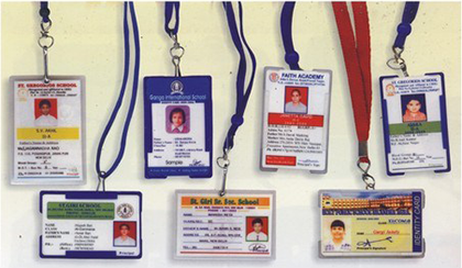 Badge ID