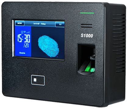 HID Time Clock - S1000
