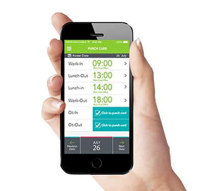 Mobile App Attendance